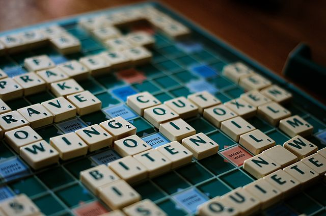 SCRABBLE by Beth Kephart
