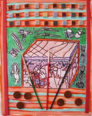 IRA JOEL HABER, Works on Paper