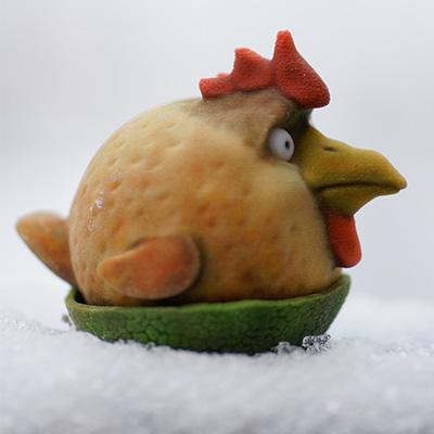 chicken-square