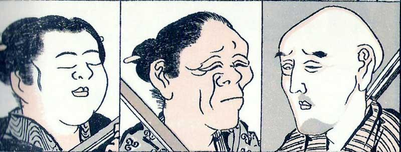 Hokusa-MangaPortraits--#3