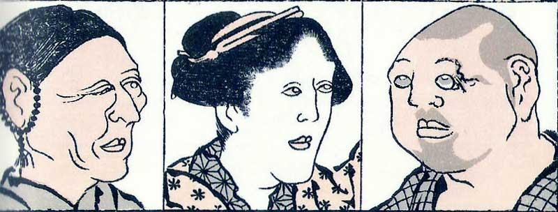 Hokusa-MangaPortraits--#5