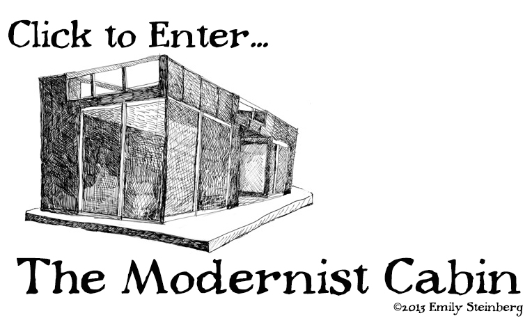 Modernist Cabin click to enter