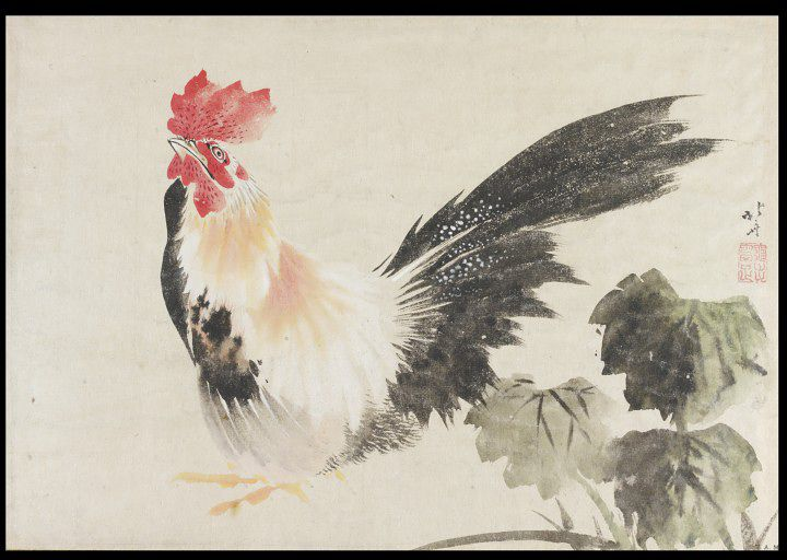 hokusai chicken