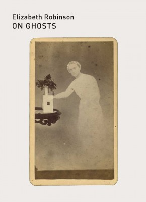 On Ghosts; Ghostly woman reaching for object