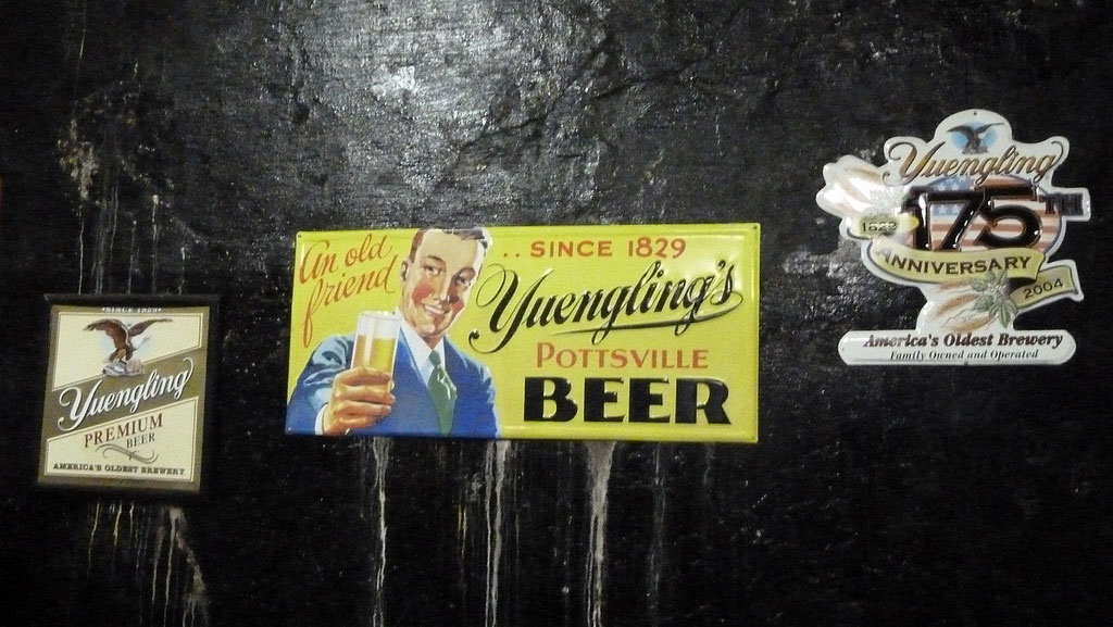 Yuengling-Yammering