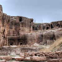 Mesopotamian Ruins