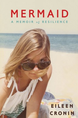 Mermaid Memoir; Woman wearing sunglasses on beach