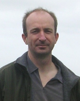 Brendan Connell author photo