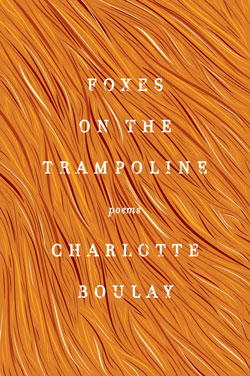 FOXES ON THE TRAMPOLINE by Charlotte Boulay reviewed by Matthew Girolami