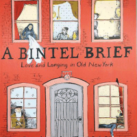 A BINTEL BRIEF: LOVE AND LONGING IN OLD NEW YORK by Liana Finck reviewed by Ana Schwartz