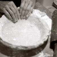 baking pie