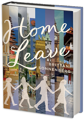 HOME LEAVE by Brittani Sonnenberg reviewed by Michelle Fost