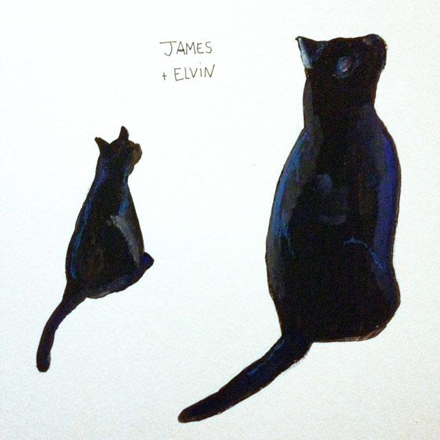 James & Elvin