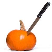 stabbed-pumpkin