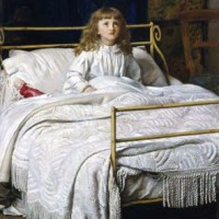 John_Everett_Millais_-_Waking,_1865,_Perth