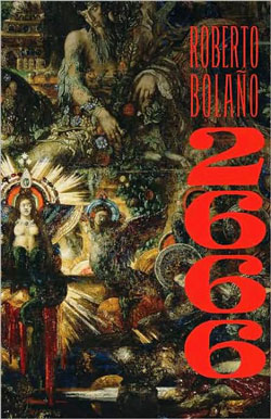 2666-roberto-bolano book jacket