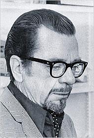 John Williams at the University of Denver in the 1970s.