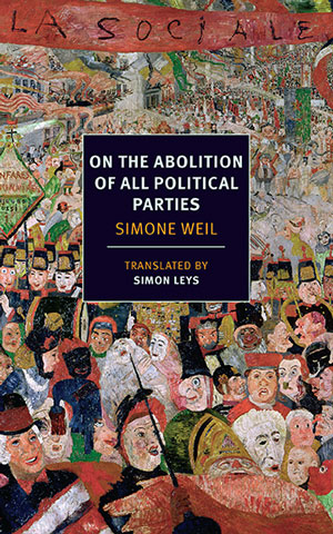 On-The-Abolition-of-All-Political-Parties book jacket