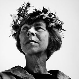 Tove Jansson author photo