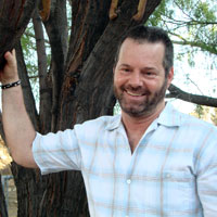Johnny Payne author photo