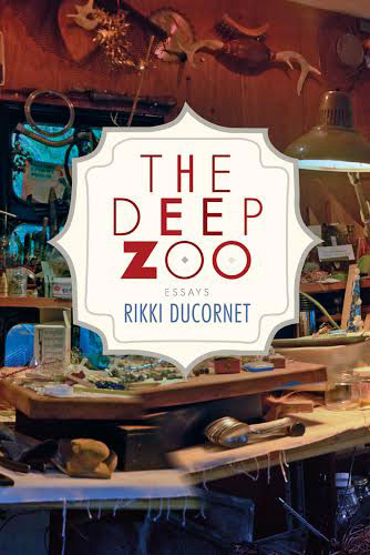 The Deep Zoo book jacket