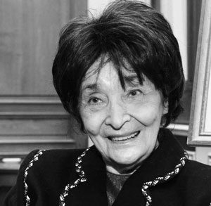 Magda Szabó author photo