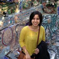 Headshot of Nadia Laher