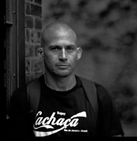 Atticus Lish author photo