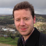 Rory McCluckie author photo