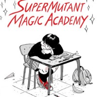 SUPERMUTANT MAGIC ACADEMY by Jillian Tamaki reviewed by Jesse Allen