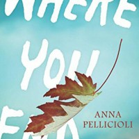 WHERE YOU END by Anna Pellicioli reviewed by Allison Renner