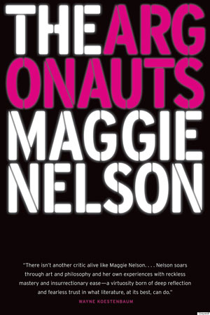 The-Argonauts book jacket