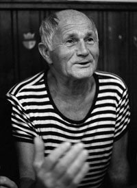Bohumil Hrabal author photo