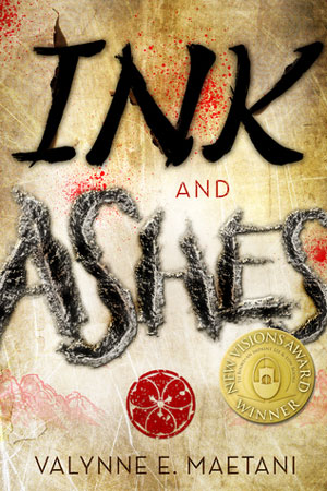 INK AND ASHES by Valynne E. Maetani reviewed by Leticia Urieta