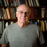 Marc Harshman author photo