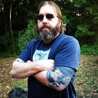 Paul Crenshaw author photo