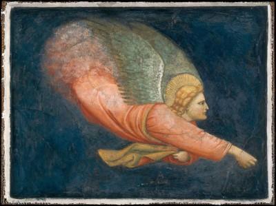 ANGEL OF THE MERIDIAN by Samuel Hovda