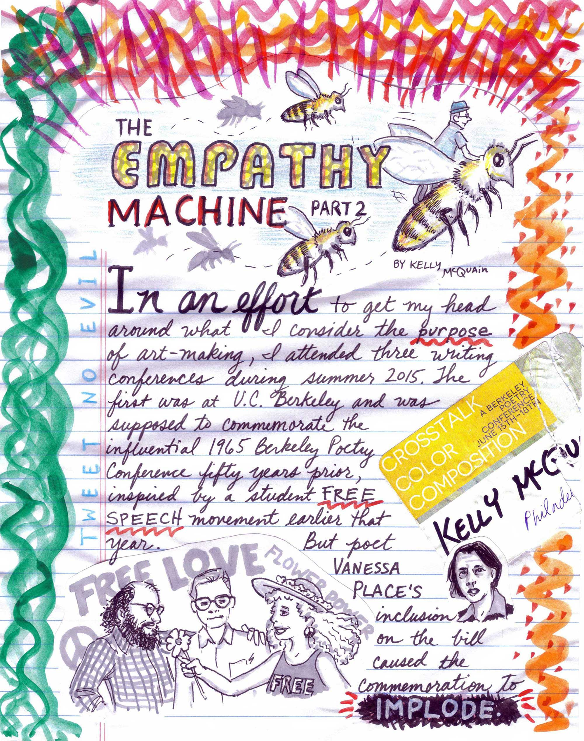 The Empathy Machine Part Two, Page 1