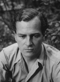 Headshot of Patrick Leigh Fermor