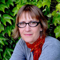Anne Panning author photo