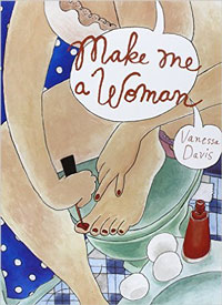 Book jacket for Make me a Woman by Vanessa Davis