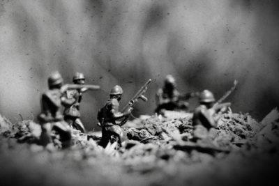 THE END OF WAR by Robert Wexelblatt