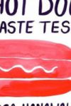 HOT DOG TASTE TEST, a graphic narrative, by Lisa Hanawalt reviewed by Matthew Horowitz