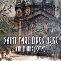 SAINT PAUL LIVES HERE (IN MINNESOTA), poems by Zach Czaia, reviewed by Hannah Kroonblawd