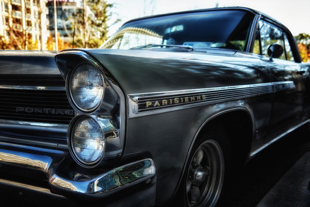 Vintage Pontiac Parisienne