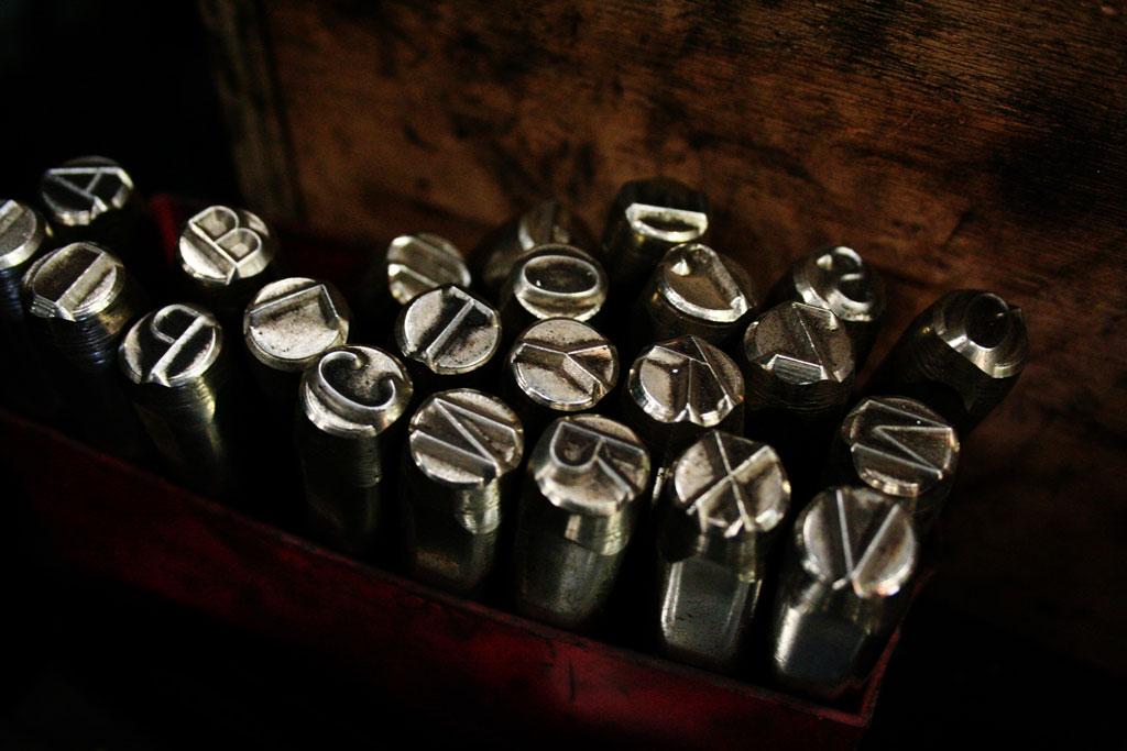 Printing keys