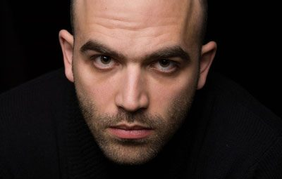 Headshot of Roberto Saviano