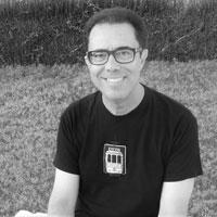 Emanuel Melo author photo