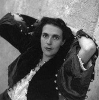 Headshot of Leonora Carrington