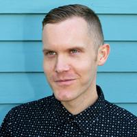 Headshot of Tyler Gillespie